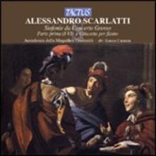 Sinfonie da concerto grosso - CD Audio di Alessandro Scarlatti