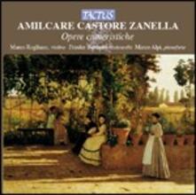 Opere cameristiche - CD Audio di Amilcare Zanella