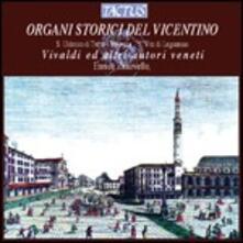 Organi storici del vicentino - CD Audio