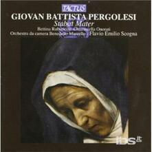 Stabat Mater - CD Audio di Giovanni Battista Pergolesi
