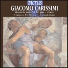 Oratorio della SS. Vergine - CD Audio di Giacomo Carissimi