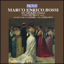 Musica nuziale - CD Audio di Marco Enrico Bossi