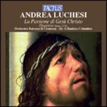 La Passione di Gesù Cristo - CD Audio di Andrea Luchesi
