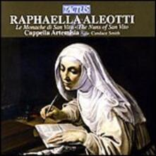 Le monache di San Vito - CD Audio di Raphaella Aleotti