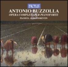 Opera completa per pianoforte - CD Audio di Antonio Buzzolla
