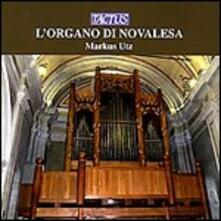 L'organo di Novalesa - CD Audio
