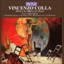 Musica da camera per flauto - CD Audio di Mario Carbotta