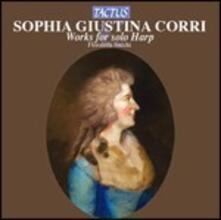 Opere per arpa - CD Audio di Floraleda Sacchi,Sophia Giustina Corri