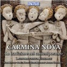 Carmina Nova. La tradizione nel contemporaneo - CD Audio di Latinobalcanica Ensemble