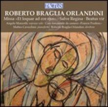 Musica sacra - CD Audio di Roberto Braglia Orlandini