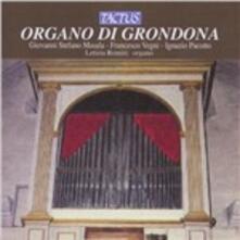 Organo di Grondona - CD Audio di Letizia Romiti