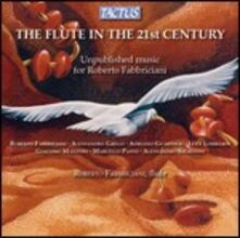 Il flauto nel XX secolo - CD Audio di Roberto Fabbriciani
