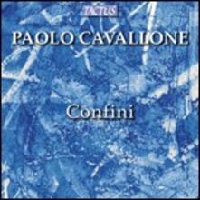 Confini - CD Audio di Paolo Cavallone