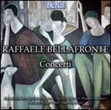 Concerti - CD Audio di Raffaele Bellafronte