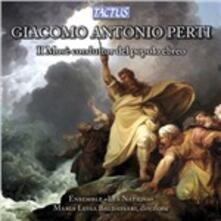 Il Mosè conduttor del popolo - CD Audio di Giacomo Antonio Perti