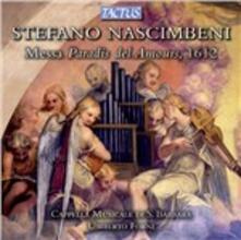 Messa Paradis del Amours - CD Audio di Stefano Nascimbeni