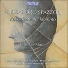 L'occidente Nel Labirinto - CD Audio di Alessandro Spazzoli