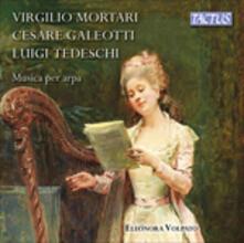 Musica per arpa - CD Audio di Eleonora Volpato