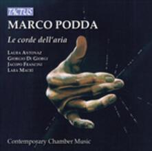 Le corde dell'aria - CD Audio di Marco Podda