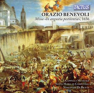 Missa in Angustia Pestilentiae - CD Audio di Orazio Benevoli,Cappella Musicale S. Maria in Campitelli,Vincenzo di Betta
