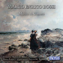 Musica da camera - CD Audio di Marco Enrico Bossi