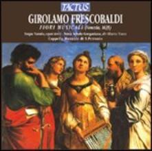 Fiori musicali - CD Audio di Girolamo Frescobaldi,Sergio Vartolo