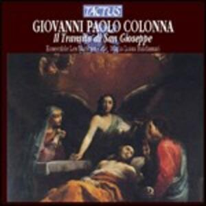 Il Transito di San Giuseppe - CD Audio di Giovanni Paolo Colonna
