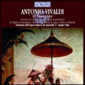 Il Teuzzone - CD Audio di Antonio Vivaldi
