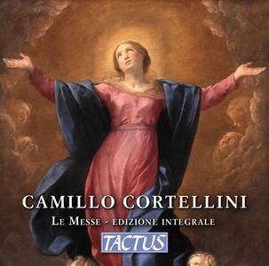 Messe complete - CD Audio di Camillo Cortellini