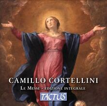 Messe complete - CD Audio di Camillo Cortellini