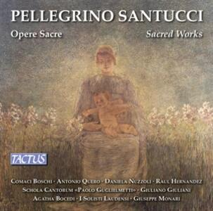 Opere sacre - CD Audio di Solisti Laudensi,Padre Pellegrino Santucci