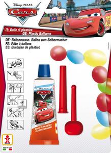 Giocattolo Dulcop Bubble World. Bolle di Plastica. Cars. Blister 1 Tubo 30 Gr Dulcop 0