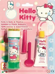 Bolle Sapone + Cristallo Hello Kitty - 2