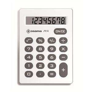 Cartoleria A4 Calcolatrice da tavolo 10 cifre Osama