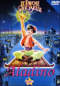 Le favole più belle. Aladino - DVD