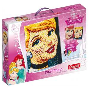 Pixel PhotoDisney Princess. 4 tavolette - 2