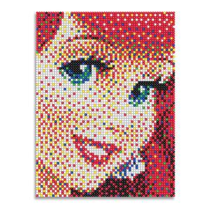 Pixel PhotoDisney Princess. 4 tavolette - 14