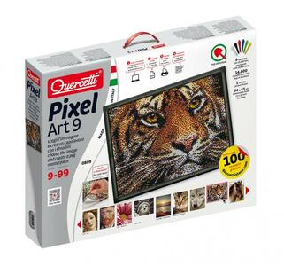 Pixel Art 9 Tavolette