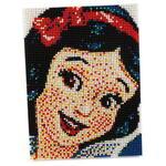 Pixel Art Disney Princess (Biancaneve - Rapunzel). Quercetti (0811)