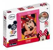 Giocattolo Pixel Art Mini Walt Disney. Minnie Quercetti