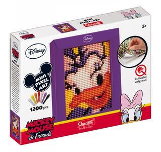 Pixel Art Mini Walt Disney. Paperina