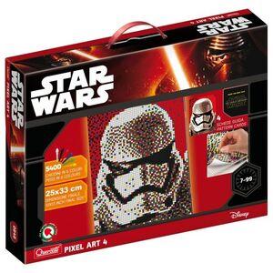 Giocattolo Pixel Art Star Wars. Stormtrooper Quercetti 0