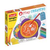 Giocattolo Spirogiro Mandala Costruzioni Quercetti