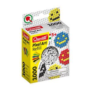 Refill Pixel Art Rosso Quercetti - 2