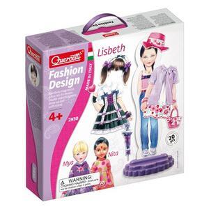Fashion Design Lisbeth Stencils - 3