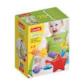 Giocattolo Daisy collana. 12 elementi in 4 forme e colori diversi Quercetti