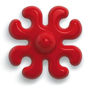 Giocattolo Daisy polipetti. 6 elementi in 6 colori diversi Quercetti 1