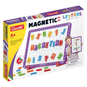 Giocattolo Magnetino. 48 lettere magnetiche Quercetti 0