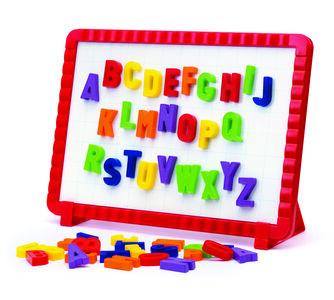 Giocattolo Magnetino. 48 lettere magnetiche Quercetti 1