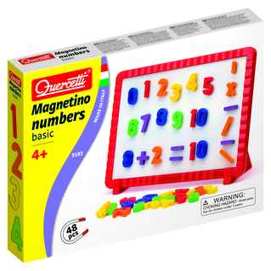 Giocattolo Magnetino. 48 numeri magnetici Quercetti 0